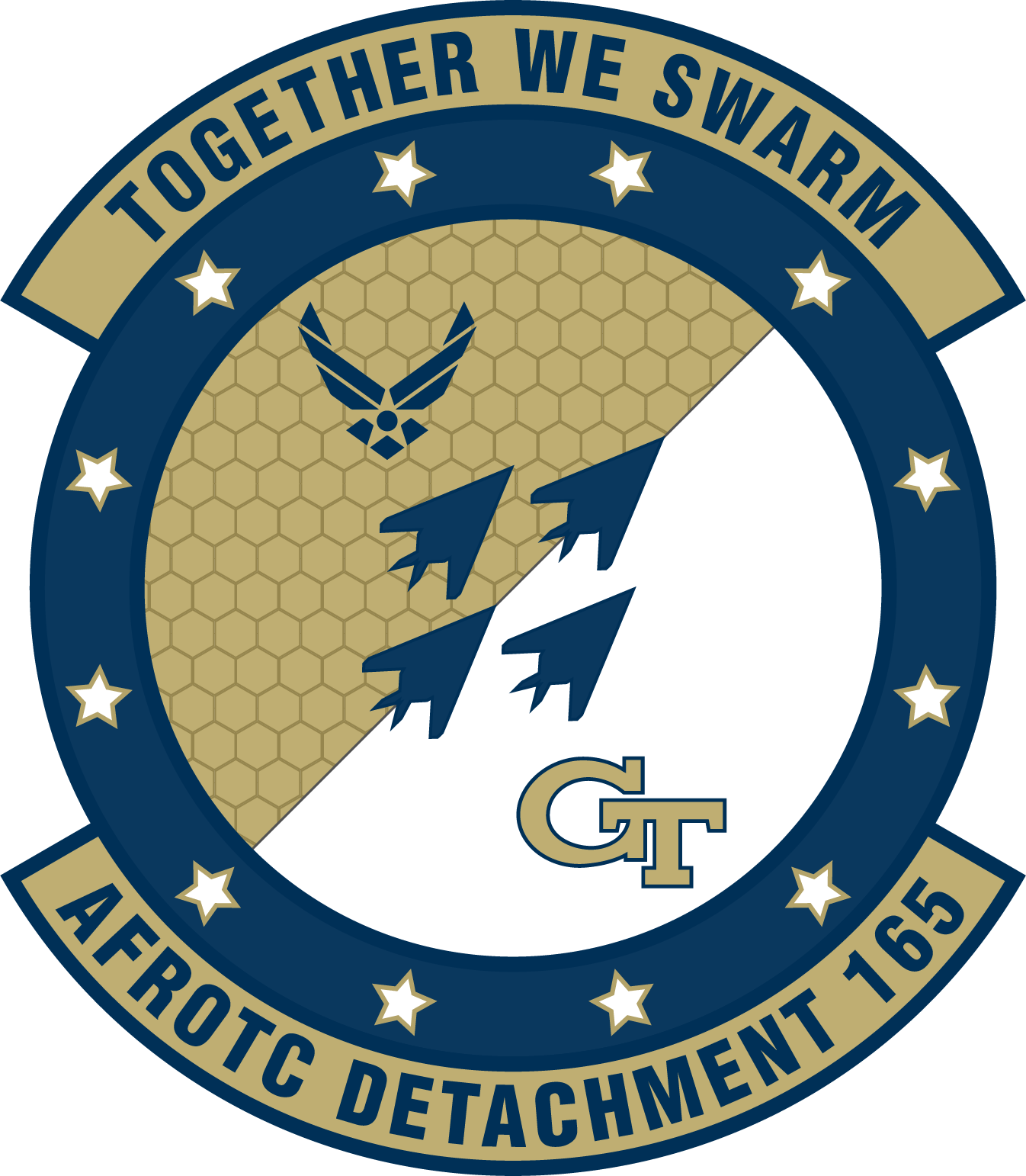 Detachment 165 logo